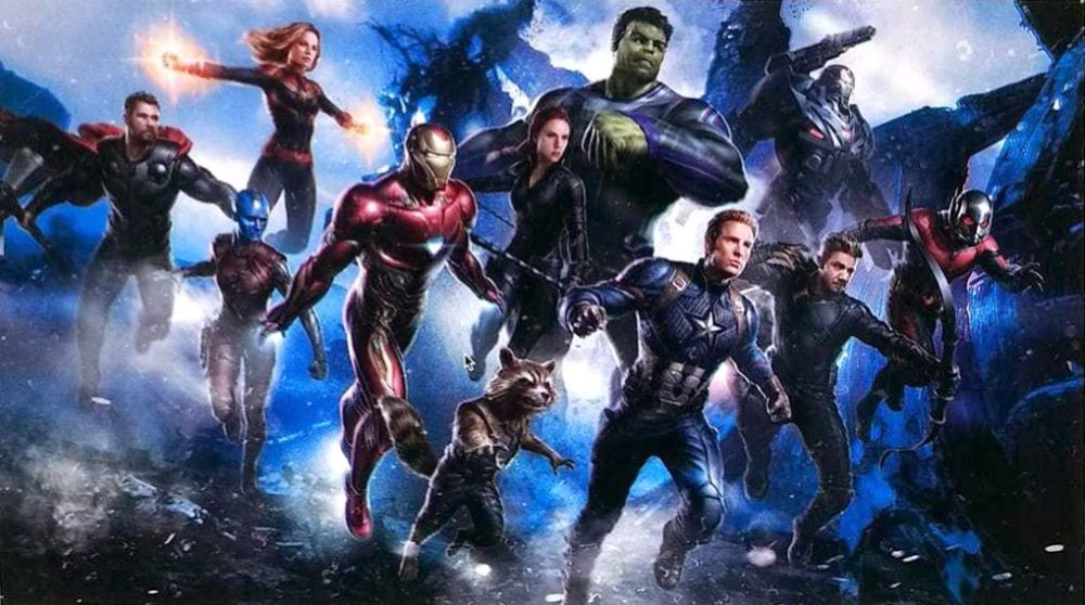 Avengers 4 første kig / Filmz.dk