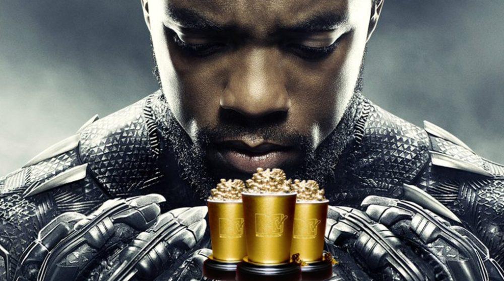 Black Panther MTV Movie Awards / Filmz.dk