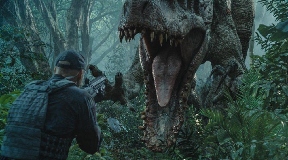 Jurassic World 2 Fallen Kingdom box office forventninger / Filmz.dk