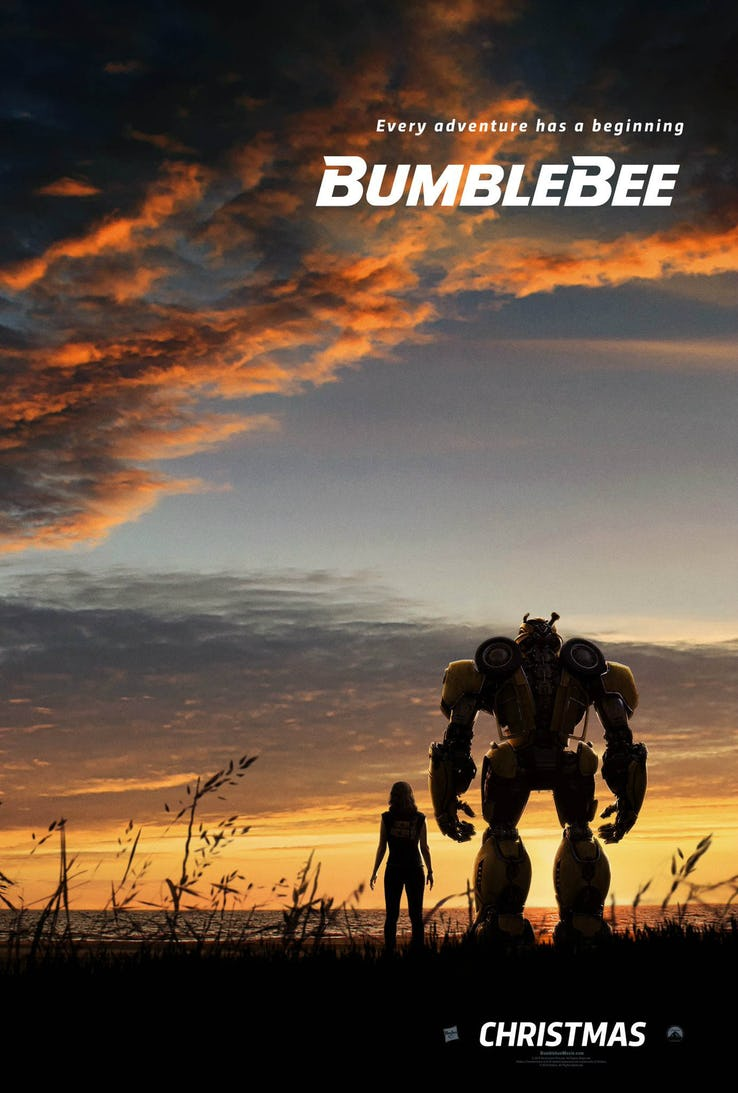 Bumblebee trailer transformers 6 / Filmz.dk