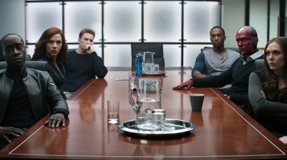 Civil War Infinity War forudsigelse / Filmz.dk