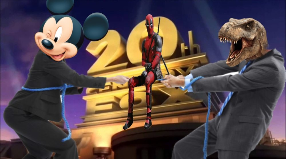 Comcast Disney marvel fox / Filmz.dk