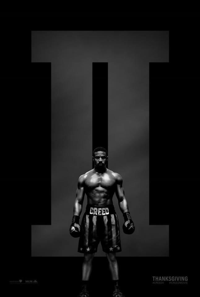 Creed 2 trailer poster / Filmz.dk