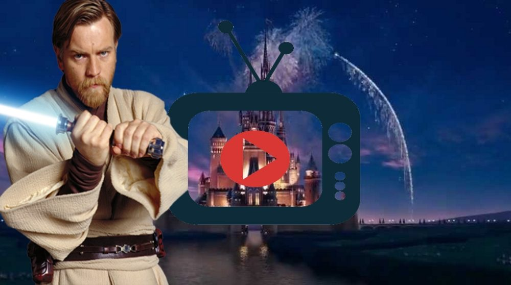 Obi-Wan Kenobi film disney streaming star wars / Filmz.dk