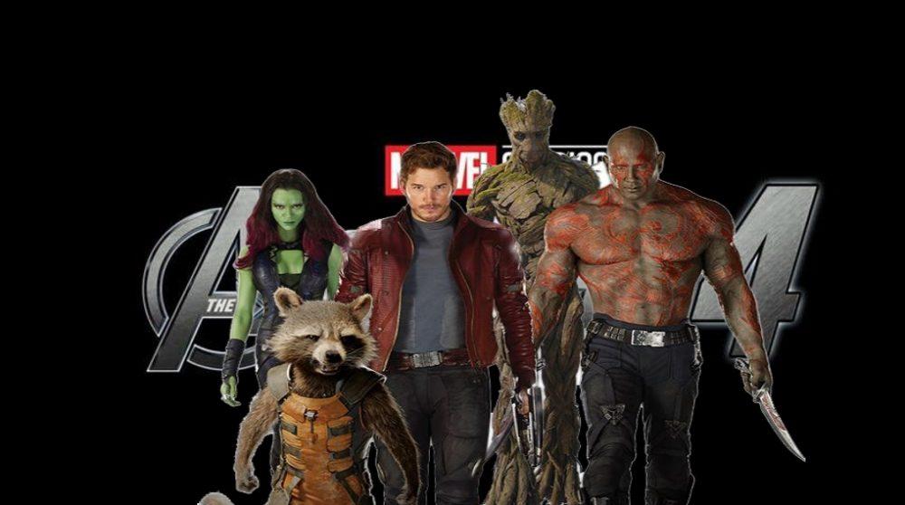 Drax Dave Bautista Avengers 4 / Filmz.dk
