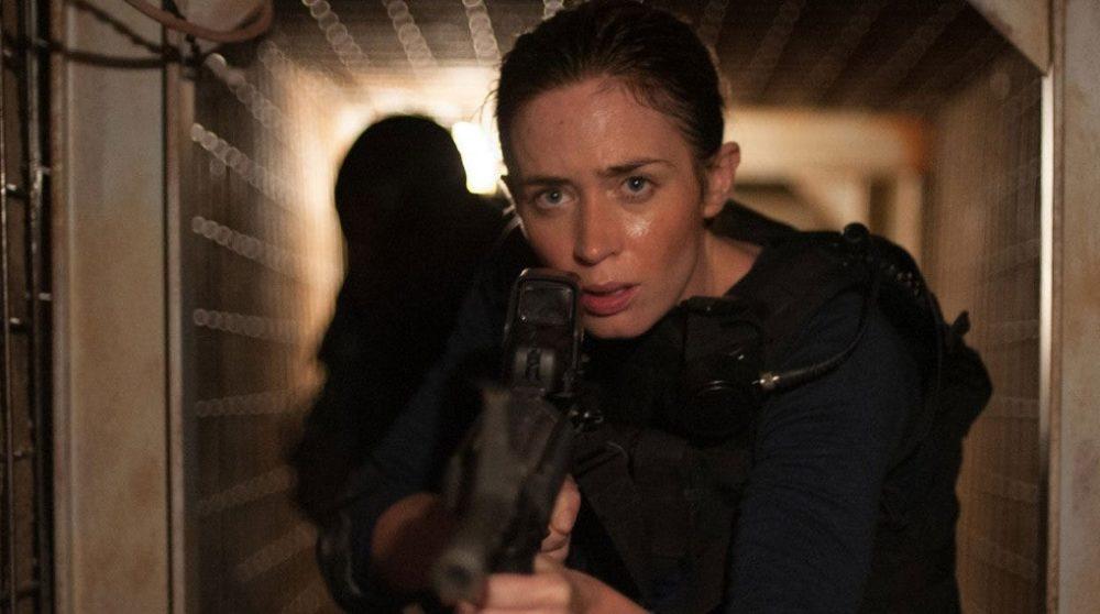 Emily Blunt Sicario 3 / Filmz.dk