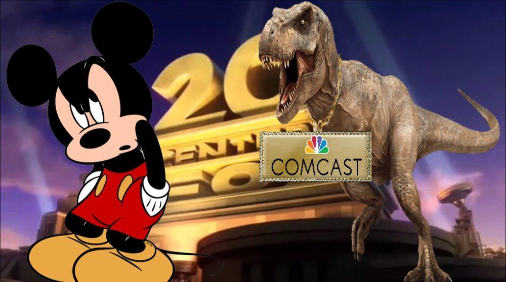 Fox salg comcast disney / Filmz.dk