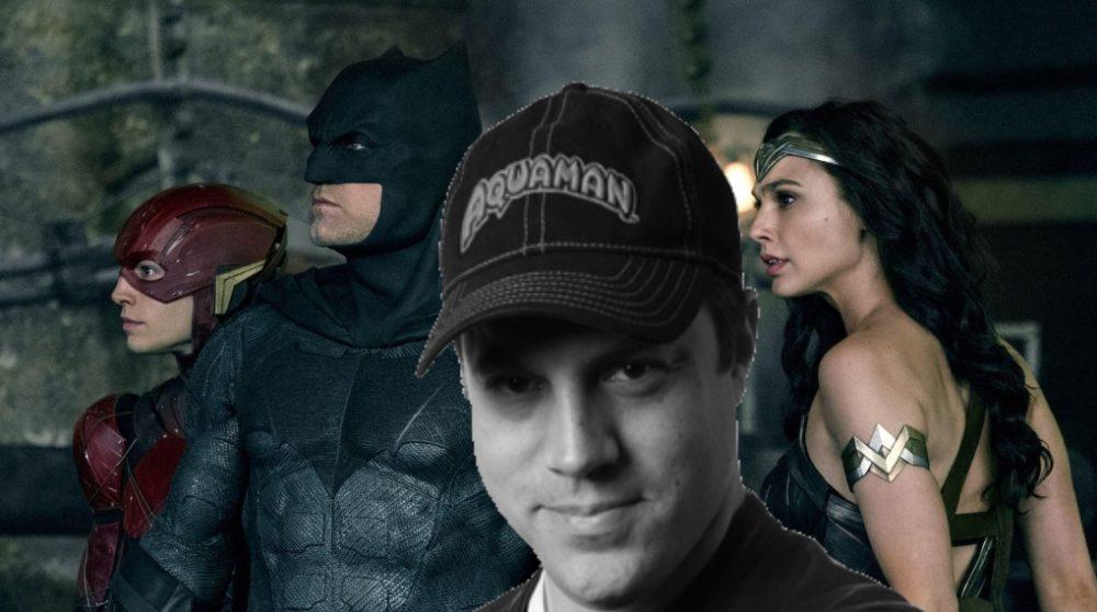 Geoff Johns dc films dyret justice league / Filmz.dk