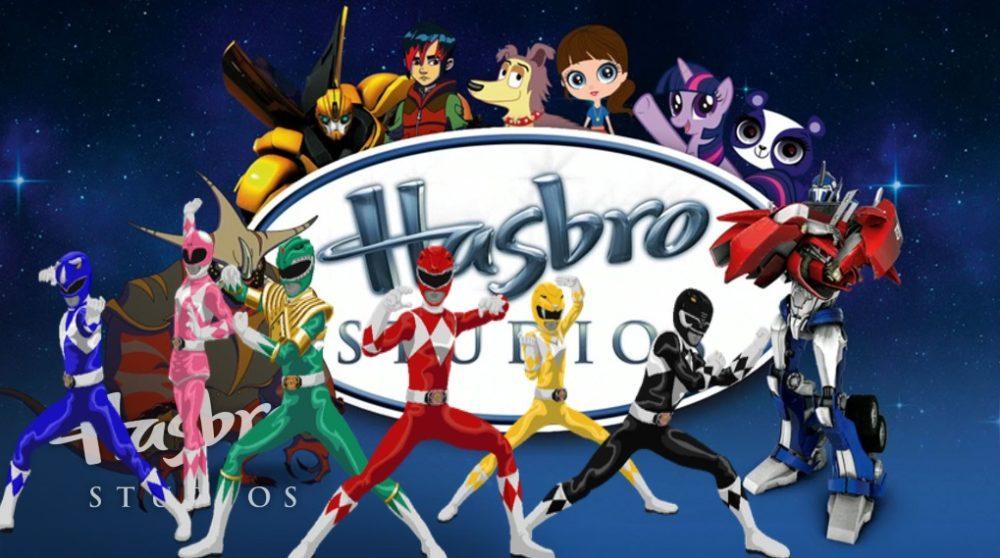 Power Rangers Hasbro Studios / Filmz.dk