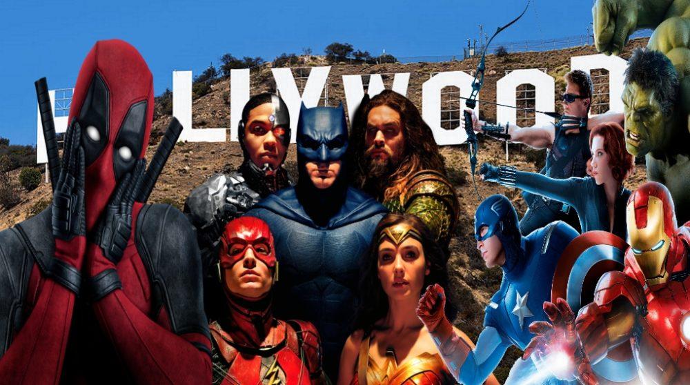 Hollywood kun superhelte / Filmz.dk