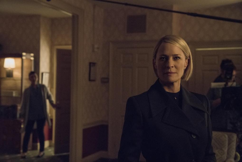 House of Cards uden Kevin Spacey sæson 6 / Filmz.dk