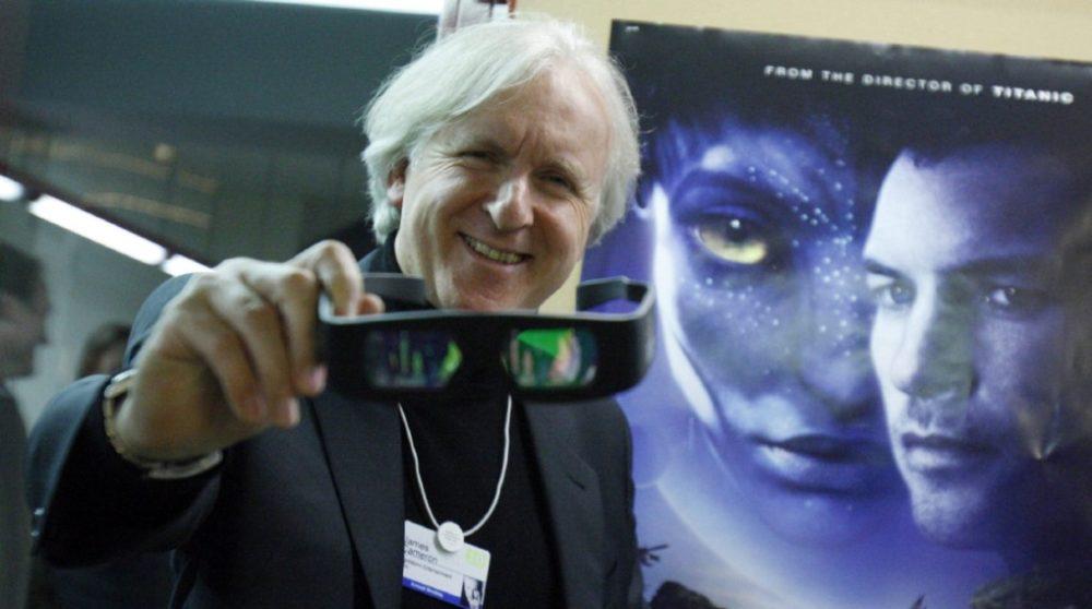 James Cameron 3d lysere avatar / Filmz.dk