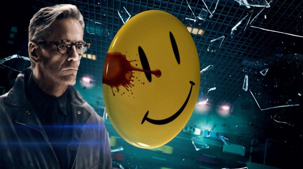 Jeremy Irons Watchmen / Filmz.dk