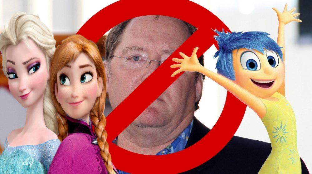 Nye disney pixar ledelse / Filmz.dk