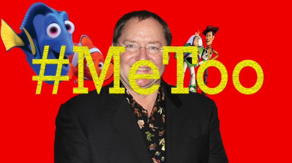 John Lasseter #MeToo Pixar Disney / Filmz.dk