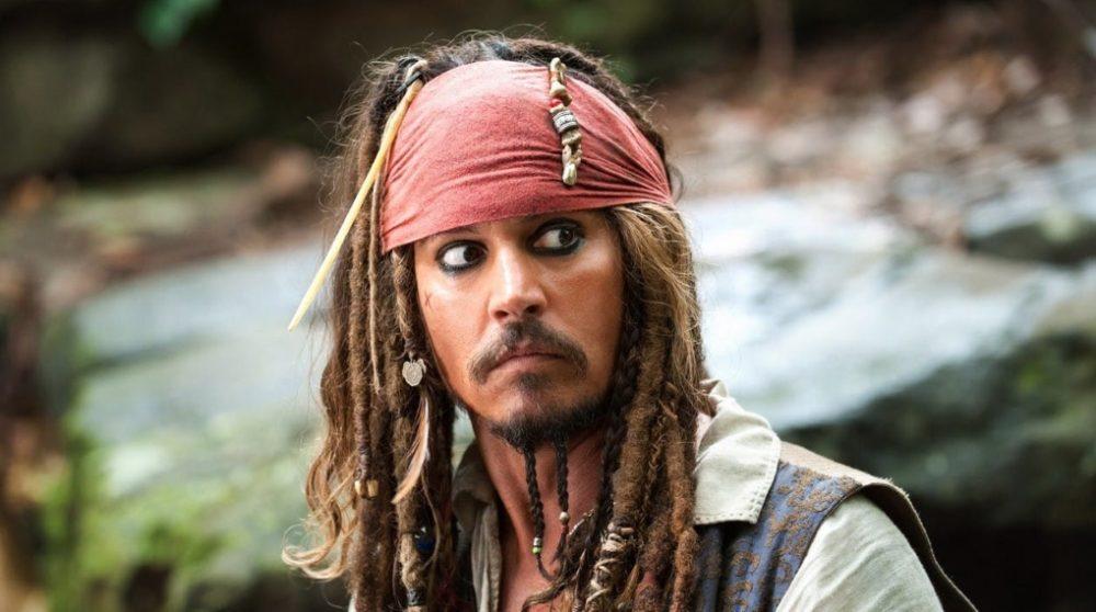 Johnny Depp replikker øresnegl / Filmz.dk