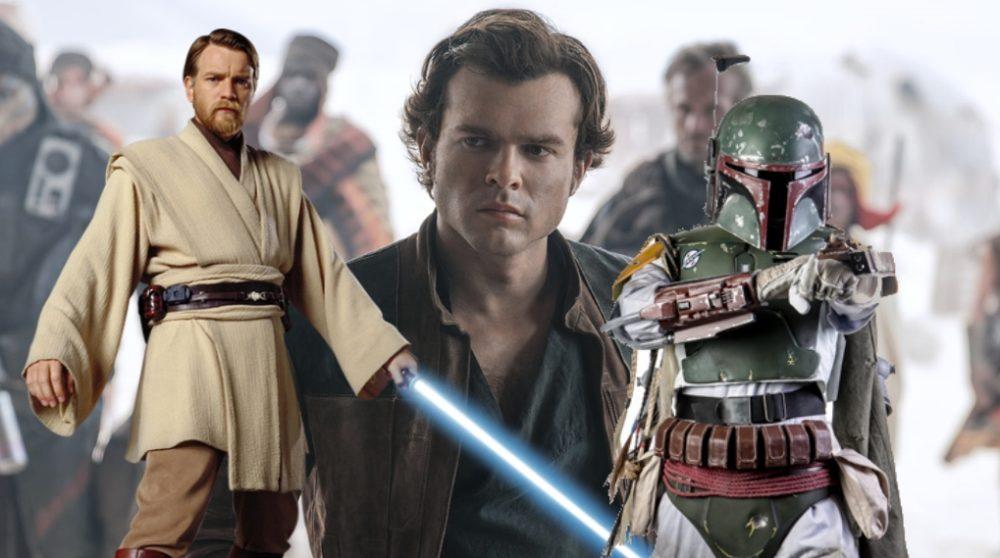 Lucasfilm spinoffs obi-wan-kenobi boba fett / Filmz.dk