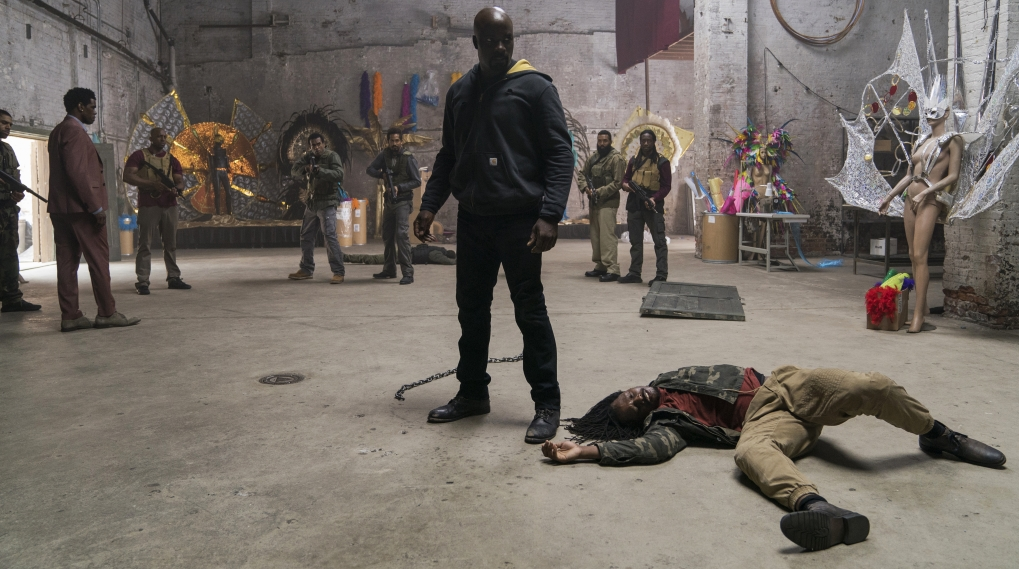 Luke Cage marvel netflix sæson 2 anmeldelse / Filmz.dk