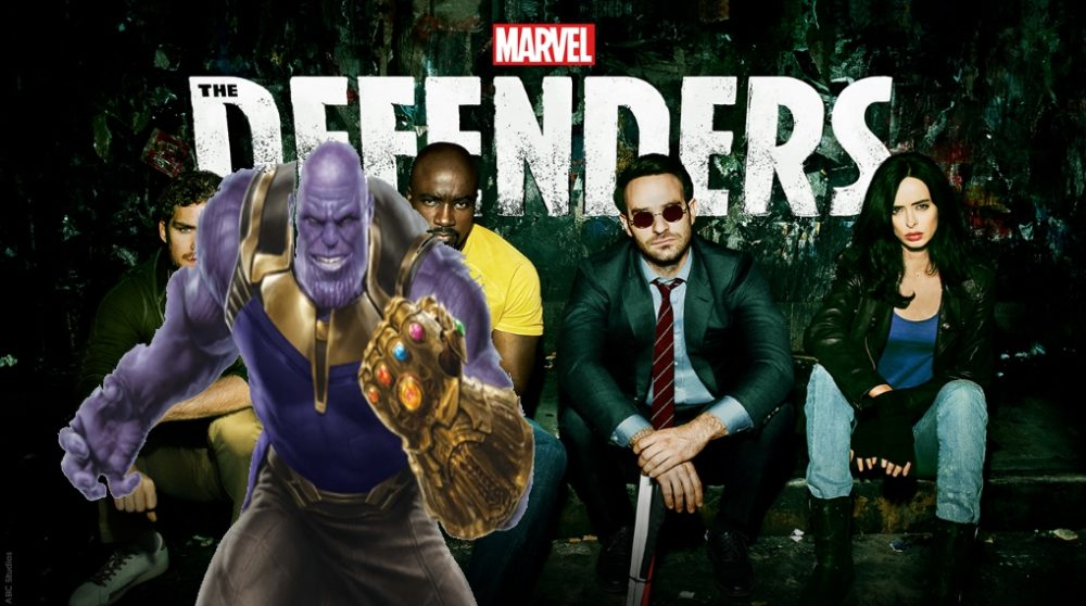 Marvel serier infinity war mcu / Filmz.dk