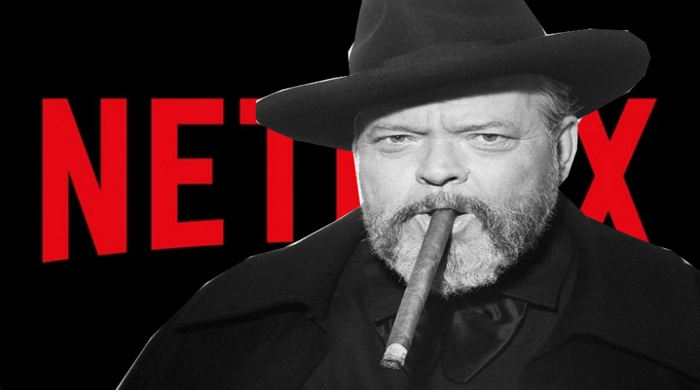 Netflix Orson Welles the other side of the wind / Filmz.dk