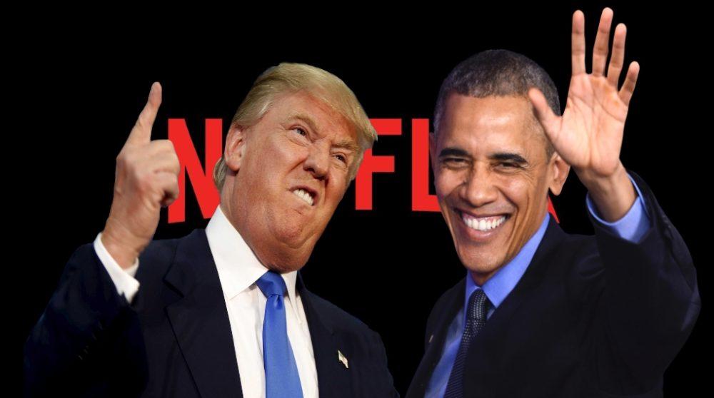 Netflix venstreorienteret / Filmz.dk