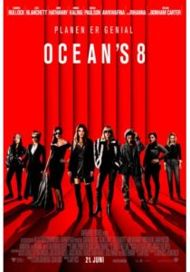 Ocean's anmeldelse film / Filmz.dk