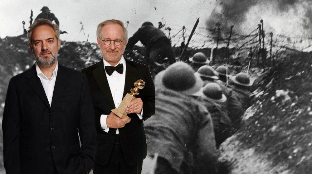 Sam Mendes Steven Spielberg 1917 første verdenskrig / Filmz.dk