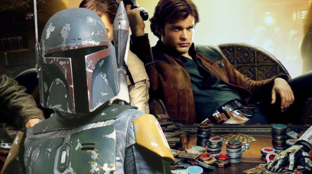 Solo Star Wars Boba Fett budget / Filmz.dk
