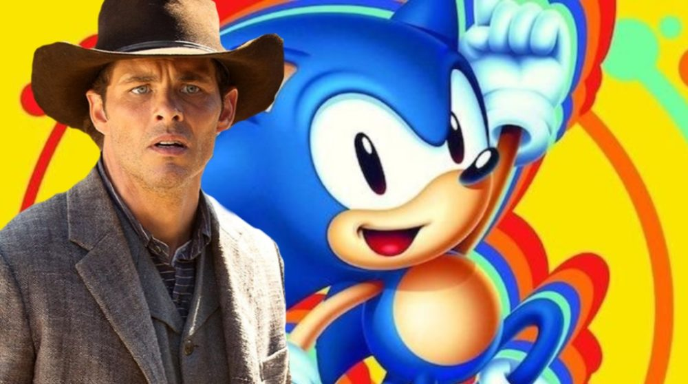 Sonic the Hedgehog James Marsden / Filmz.dk