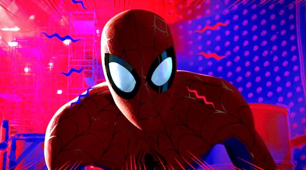 Spider-Man animation into the spider-verse phil lord chris miller trailer / Filmz.dk