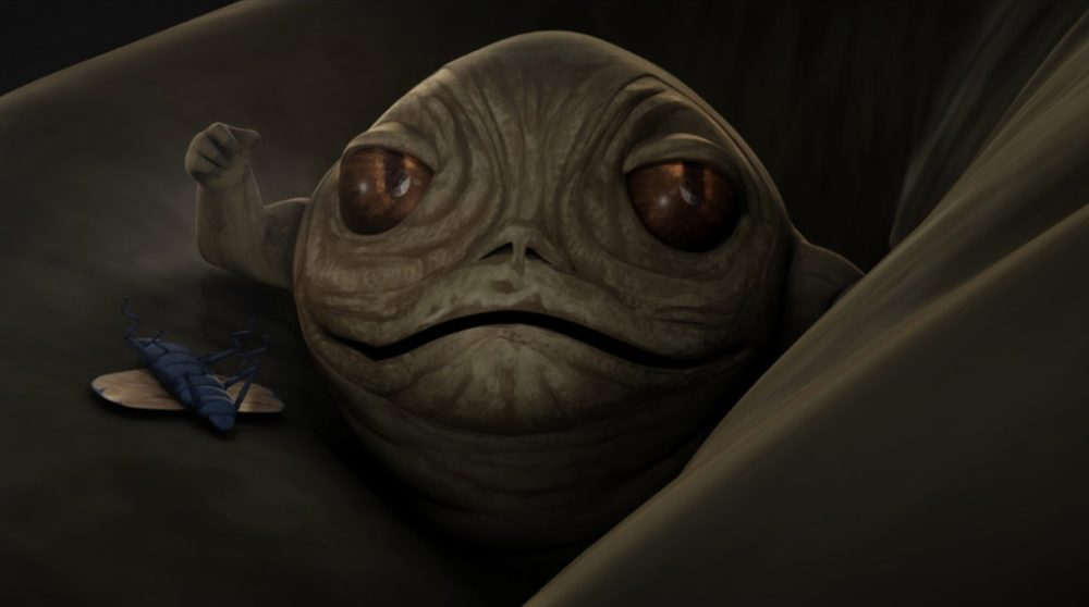 Star Wars Episode 9 jabba the hutt / Filmz.dk