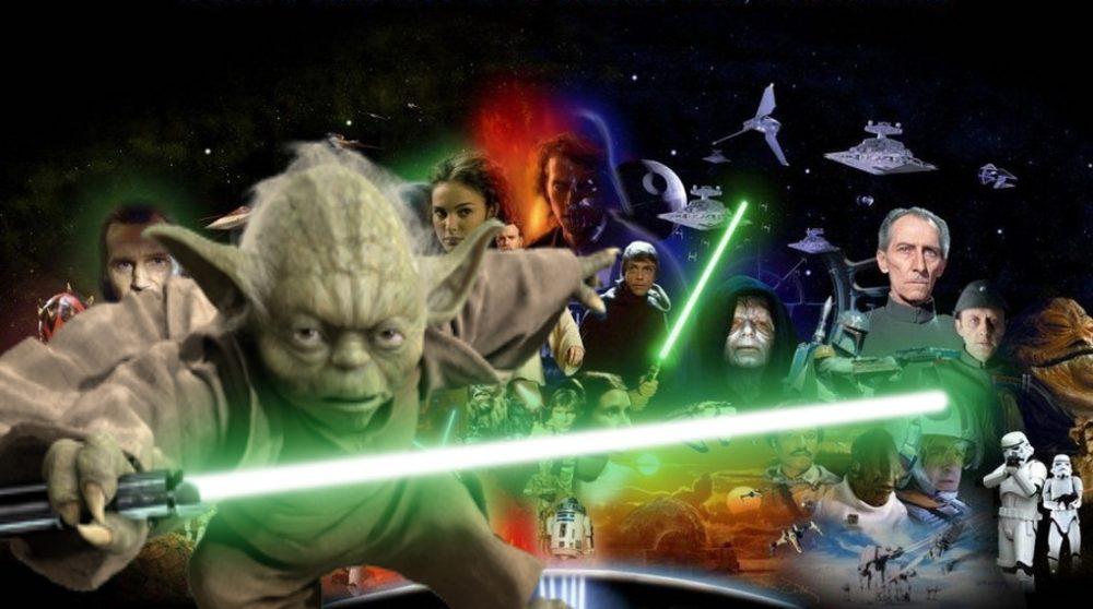 Star Wars ni film / Filmz.dk