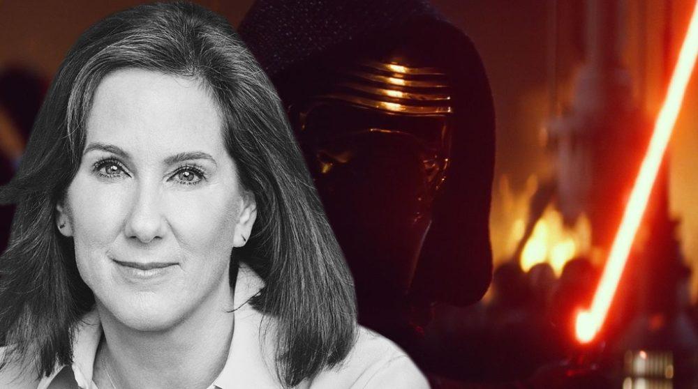 Star Wars Solo Kathleen Kennedy / Filmz.dk