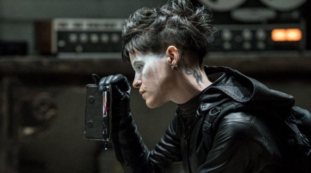The Girl in the Spider's Web trailer Lisbeth Salander / Filmz.dk