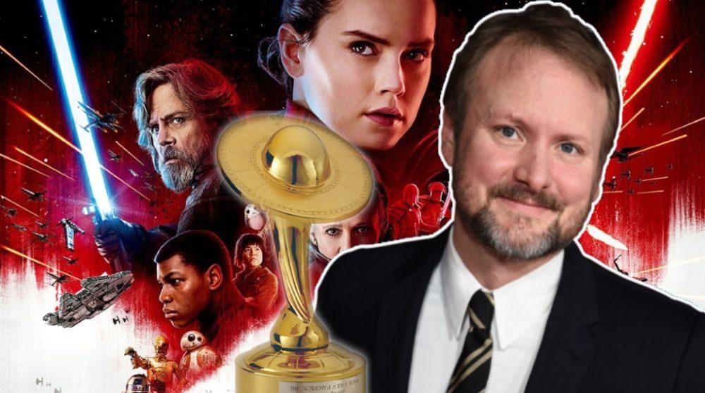 The Last Jedi Saturn Awards bedste manuskript / Filmz.dk