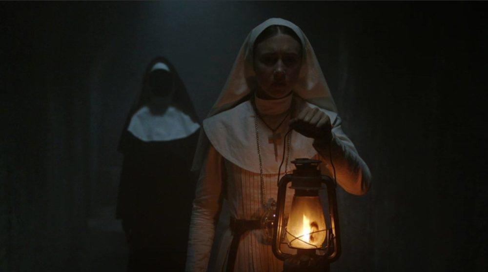 The Nun trailer conjuring / Filmz.dk