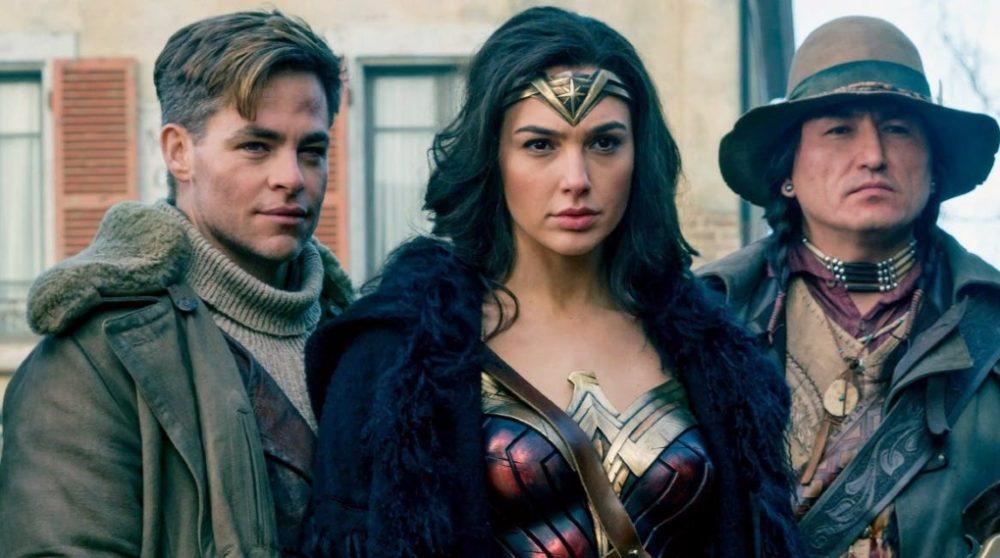 Wonder Woman 2 WW84 chris pine steve trevor / Filmz.dk