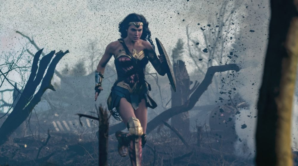 Wonder Woman 1984 set video / Filmz.dk