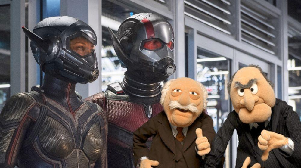 Ant-Man and the Wasp anmelderne anmeldelser / Filmz.dk