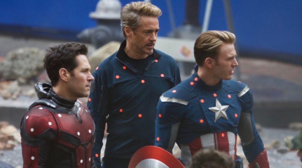 Avengers 4 Ant-Man / Filmz.dk