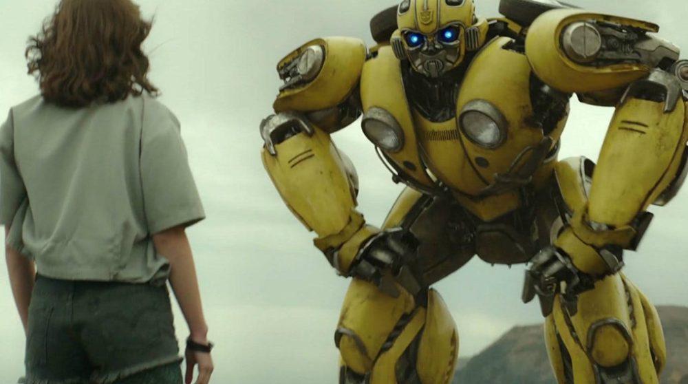 nye decepticons bumblebee transformers 6 / Filmz.dk