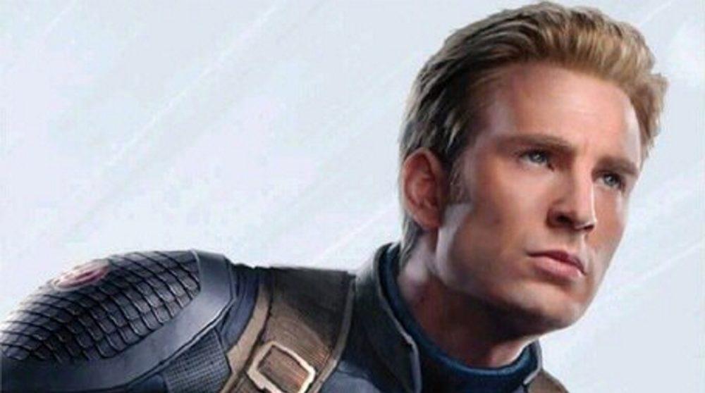 Captain America Avnegers 4 / Filmz.dk