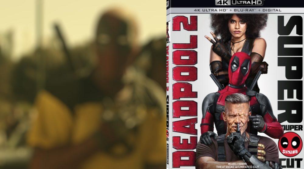 Deadpool 2 extended cut blu-ray / Filmz.dk