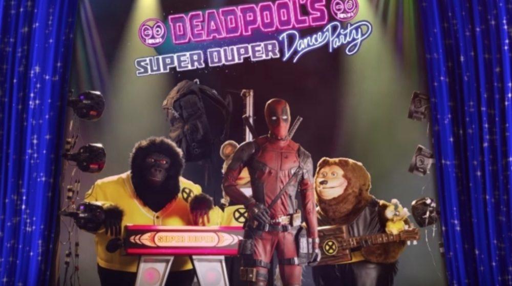 Deadpool 2 super duper cut extended / Filmz.dk