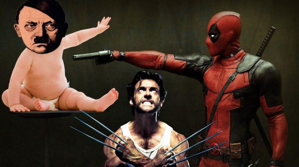 Deadpool 2 super duper extended cut baby hitler wolverine / Filmz.dk
