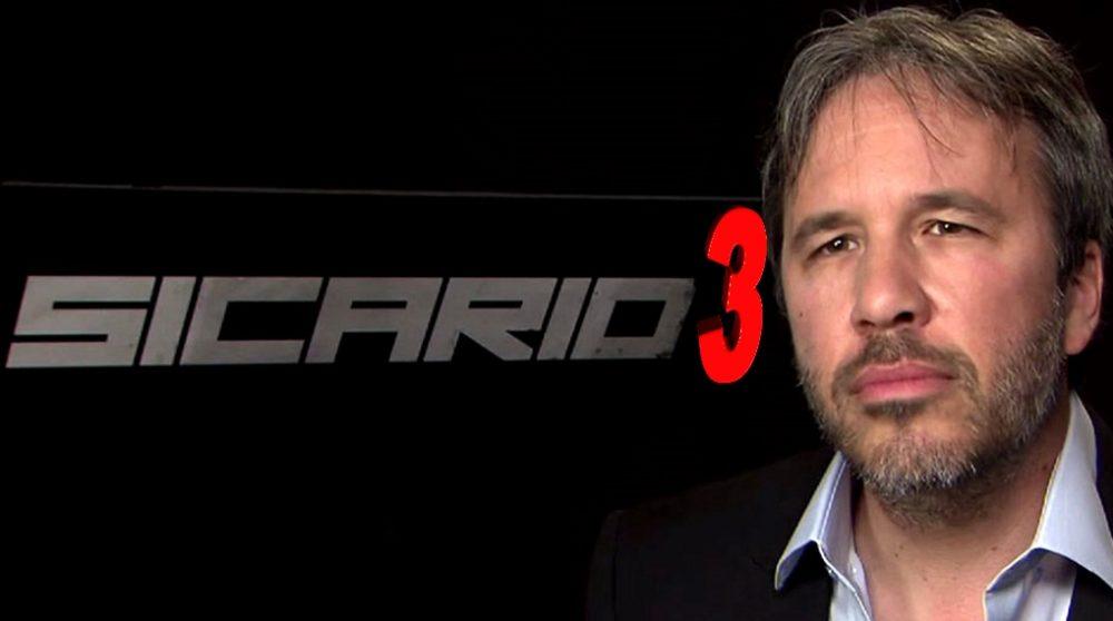 Denis Villeneuve Sicario 3 / Filmz.dk