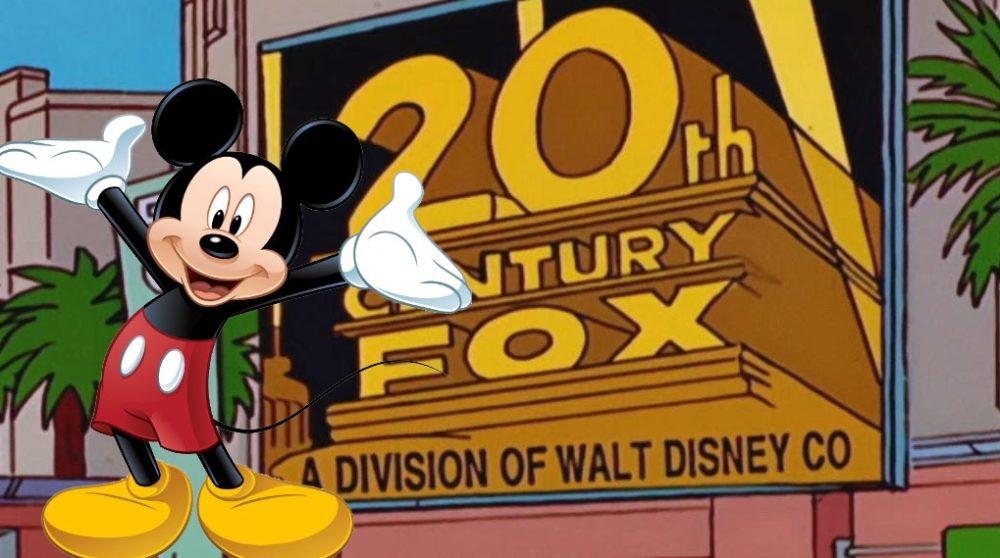 Disney køb fox / Filmz.dk