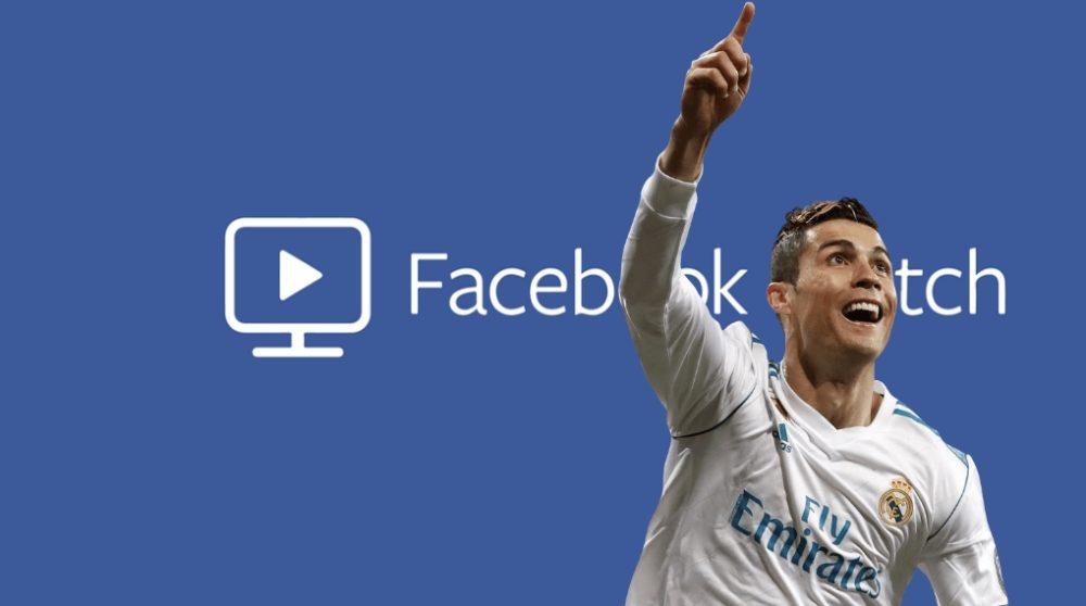 Facebook Cristiano Ronaldo serie / Filmz.dk