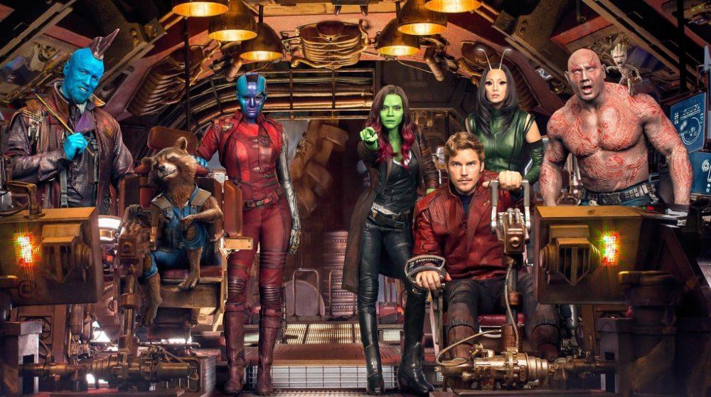 Guardians of the galaxy skuespillere reaktion fyring james gunn / Filmz.dk