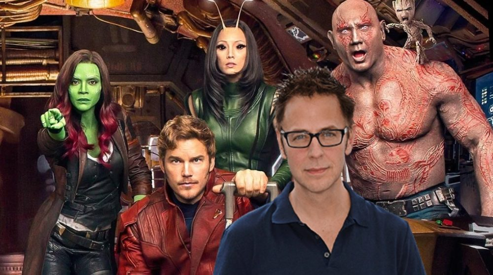 James Gunn fyret marvel guardians of the galaxy 3 / Filmz.dk